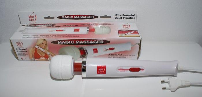 Adam & Eve Magic Massager